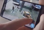 Holocard Augmented Reality App (iOS / Android)
